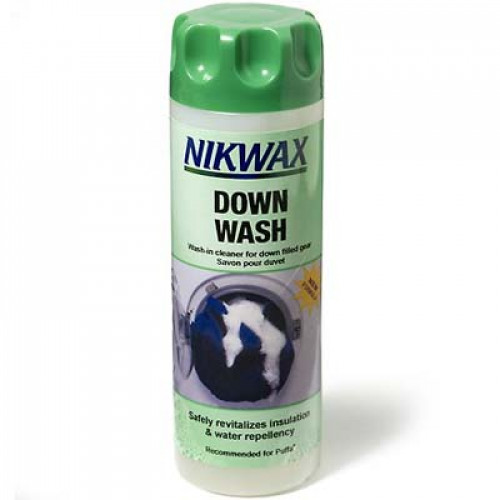 Nikwax vaskemiddel for dun soveposer/tekstiler 300ml