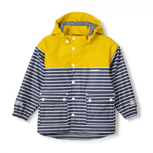 Tretorn Wings Fleece Coat Spectra Yellow