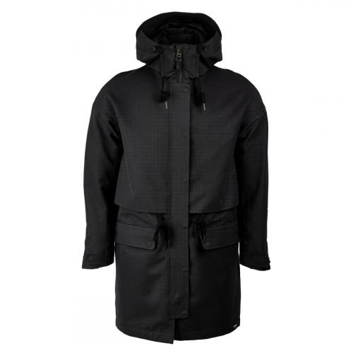 Tretorn Arch Jacket Womens Jet Black