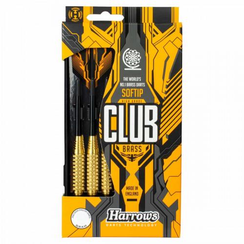 Harrows Dart Arrows Softtip Club 18gk