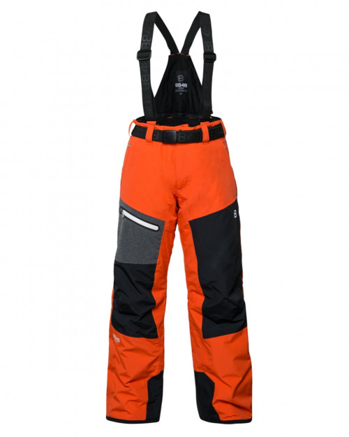 8848 Altitude Defender Jr Pant Red Clay