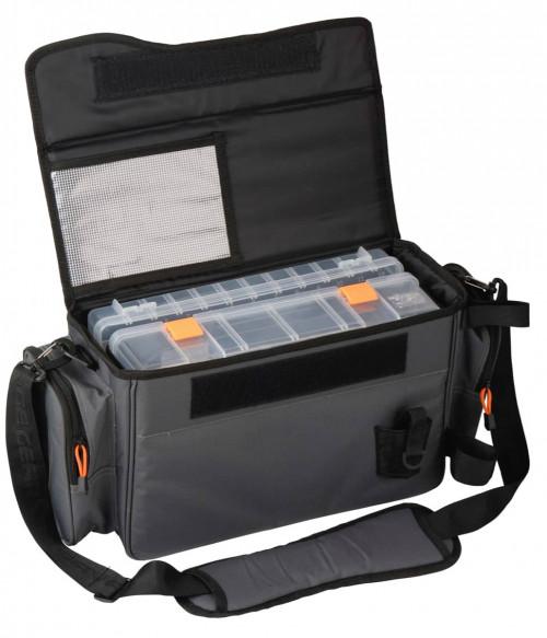 Savage Gear Lure Specialist Shoulder Bag L 2 Boxes (16x40x22cm)