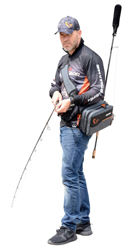Savage Gear Sling Shoulder Bag (20x31x15cm)
