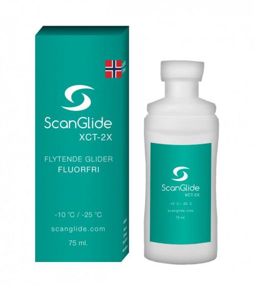 ScanGlide Glider 2X XCT Grønn 75 ml