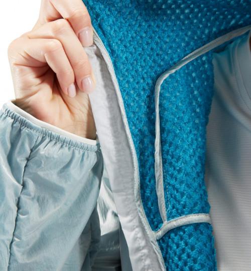 Haglöfs Aran (Valley) Jacket Women Haze/Mosaic Blue