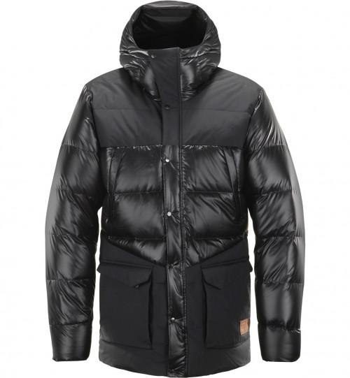 Haglöfs Venjan Down Jacket Men True Black