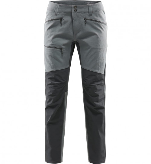 Haglöfs Rugged Flex Pant Women Magnetite/True Black