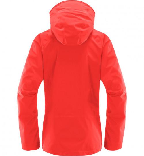 Haglöfs Astral Jacket Women Real Red