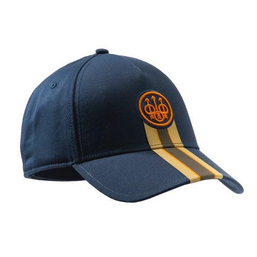 Beretta Cap Corporate Striped Blå