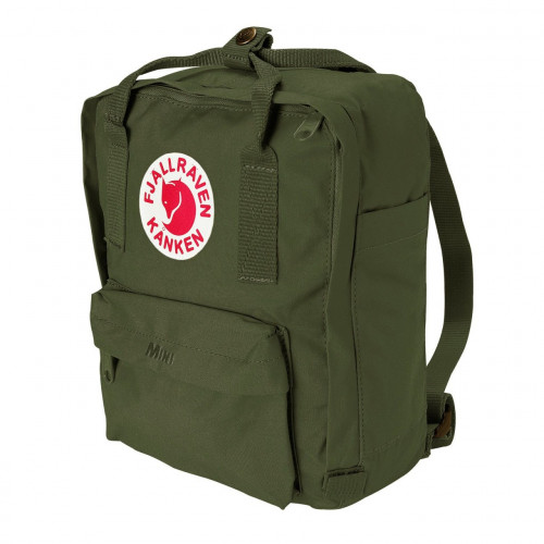 Fjällräven Kånken Mini Forest Green