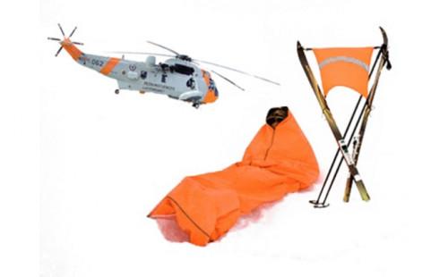 Jerven Jervenduken Original Orange 143x143cm