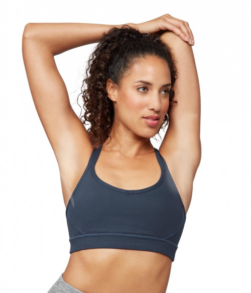 Manduka Cross Strap Bra Nocturnal