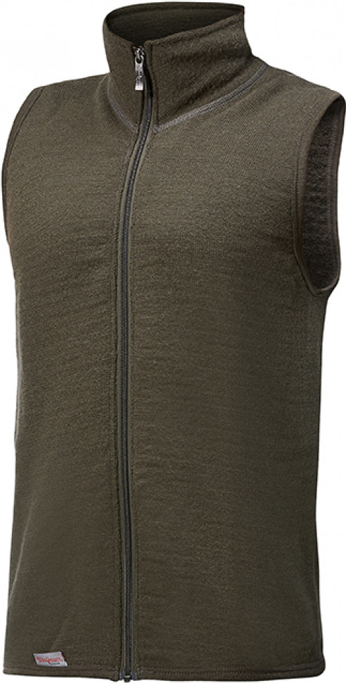 Woolpower Vest Pine Green