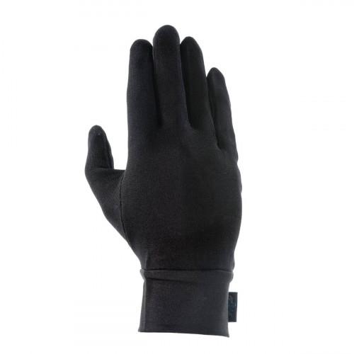 Fåk Silk Glove Liner Black