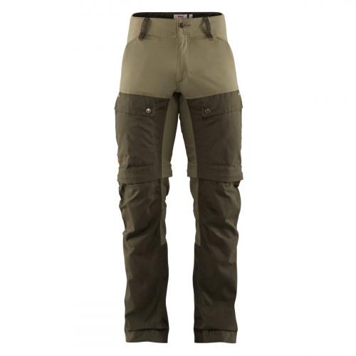 Fjällräven Keb Gaiter Trousers Long Men's Deep Forest-Laurel Green