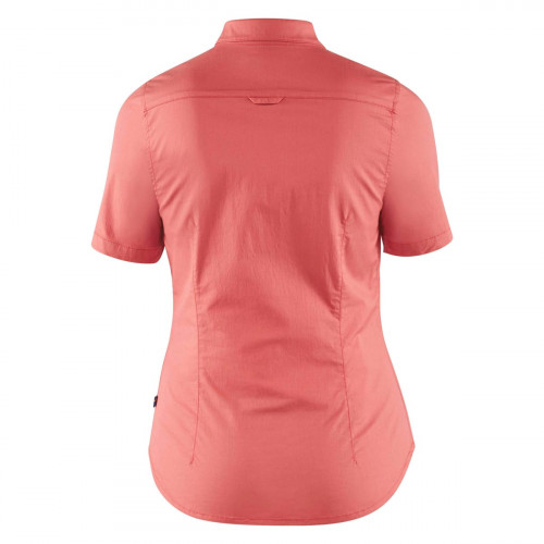 Fjällräven High Coast Stretch Shirt SS Women's Dahlia