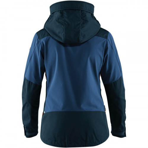 Fjällräven Keb Jacket Women's Dark Navy-Uncle Blue