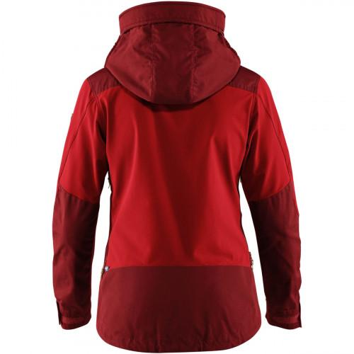 Fjällräven Keb Jacket Women's Ox Red-Lava