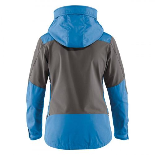Fjällräven Keb Jacket Women's Un Blue-Stone Grey