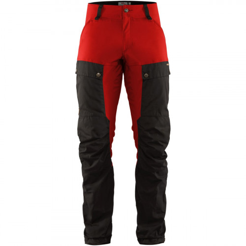 Fjällräven Keb Trousers Men's Stone Grey-Lava