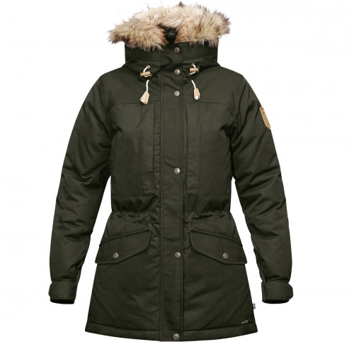 Fjällräven Singi Down Jacket Women`s Deep Forest