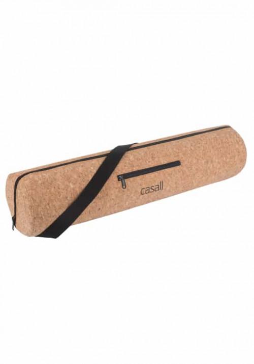 Casall Yoga Mat Bag Cork Natural Cork/Black