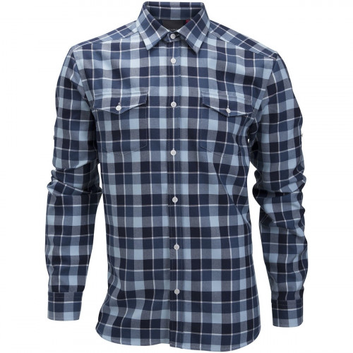 Ulvang Gjende Wool Shirt New Navy Mix