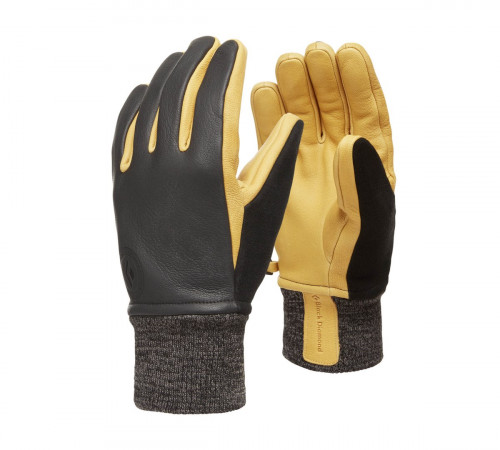 Black Diamond Dirt Bag Gloves Black