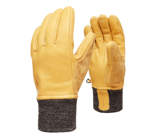 Black Diamond Dirt Bag Gloves Natural