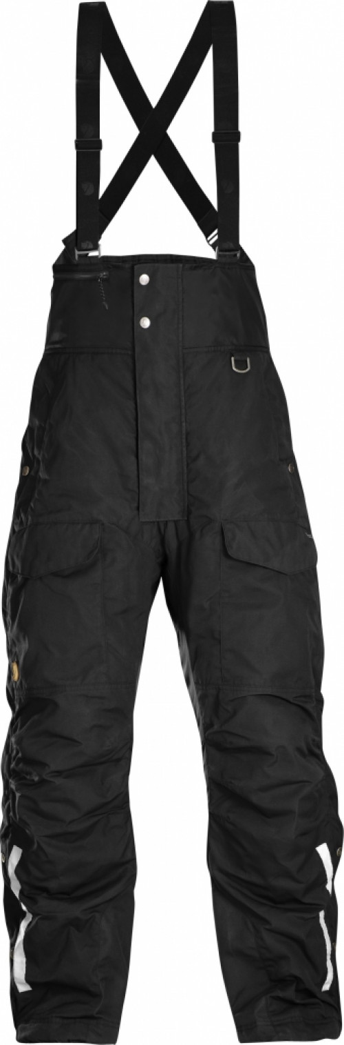 Fjällräven Polar Bib Trousers Black