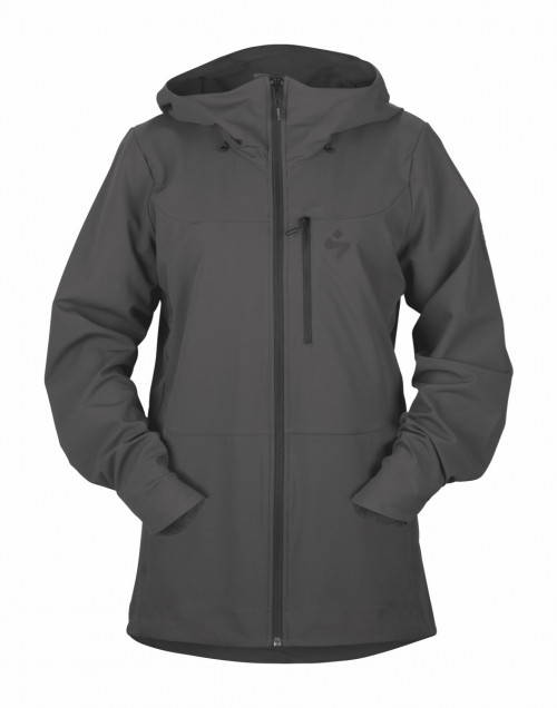 Sweet Protection Supernaut Softshell Jacket W Charcoal Gray