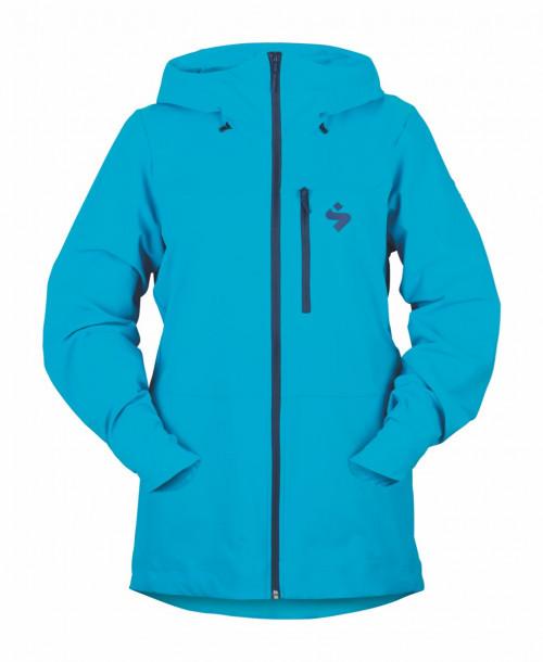 Sweet Protection Supernaut Softshell Jacket W Panama Blue