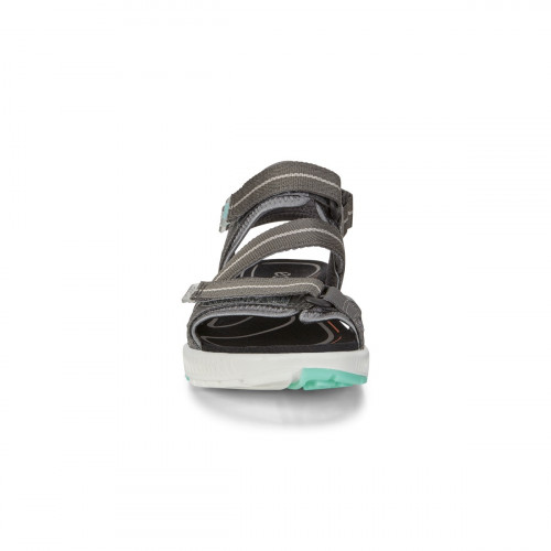 Ecco Terra Sandal W Dark Shadow/Emerald