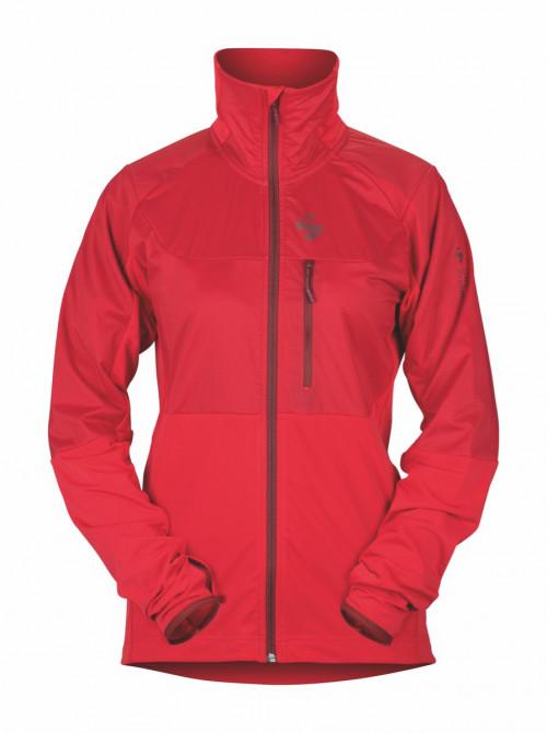 Sweet Protection Supernaut Fleece Jacket W Rubus Red