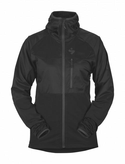Sweet Protection Supernaut Fleece Hood Jacket W True Black