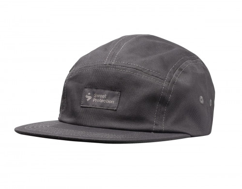 Sweet Protection Camper 5-Panel Cap Stone Gray