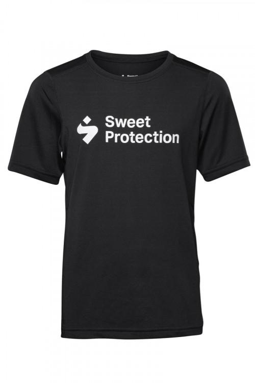 Sweet Protection Hunter SS Jersey Jr Black