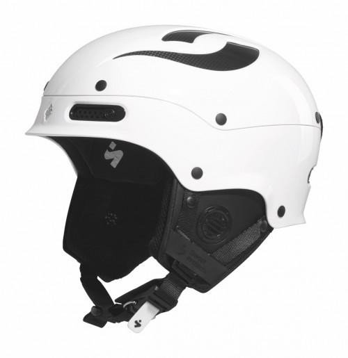 Sweet Protection Trooper II Helmet Gloss White