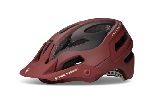 Sweet Protection Bushwhacker II Helmet Matte Earth Red
