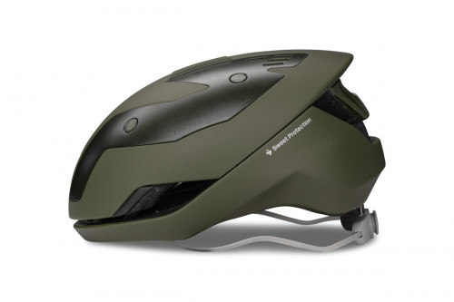 Sweet Protection Falconer II Aero Helmet Matte Olive Drab