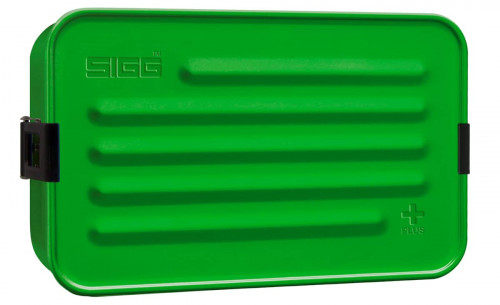 Sigg Metal Box Plus Green large