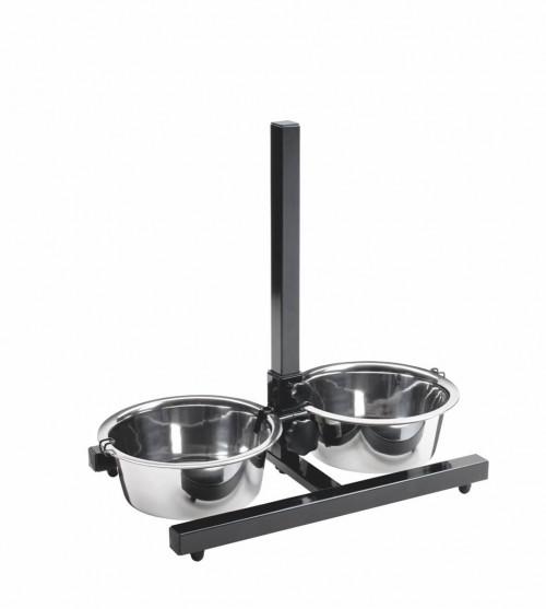 Hunter Dog Bar Basic With 2 Feeding Bowls 1800ml