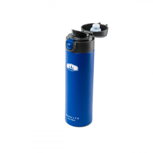 Gsi Microlite Vac Bottle Blå 500ml