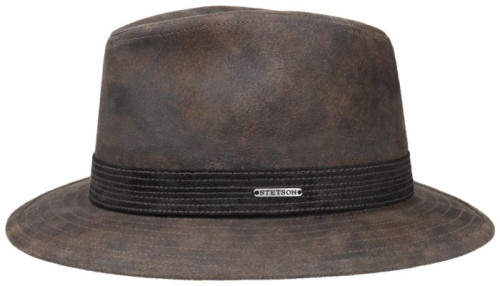 Stetson Traveller Pigskin Brown