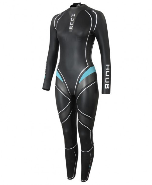 Huub Aegis III 3:3-Full Suit W Black
