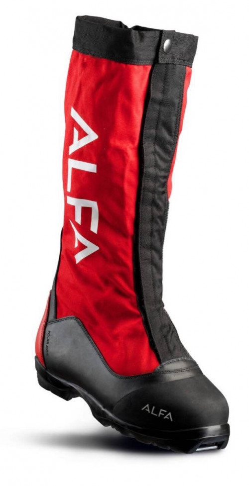 Alfa Polar A/P/S Red/Black