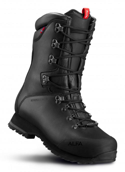 Alfa Bever Ekstra Bred Black