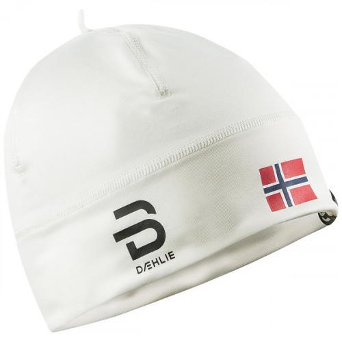 Bjørn Dæhlie Hat Polyknit Flag Snow White