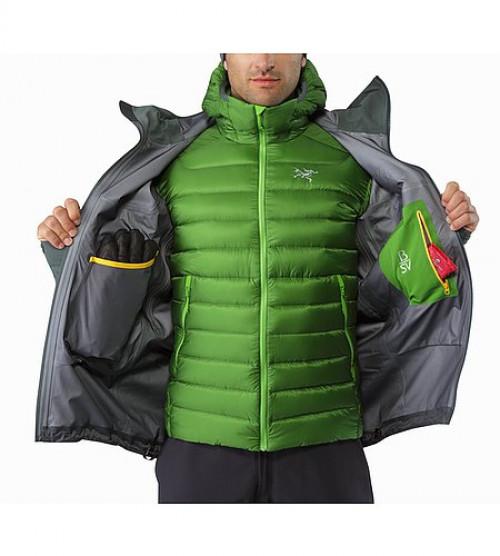 Arc'teryx Beta SV Jacket Men's Black
