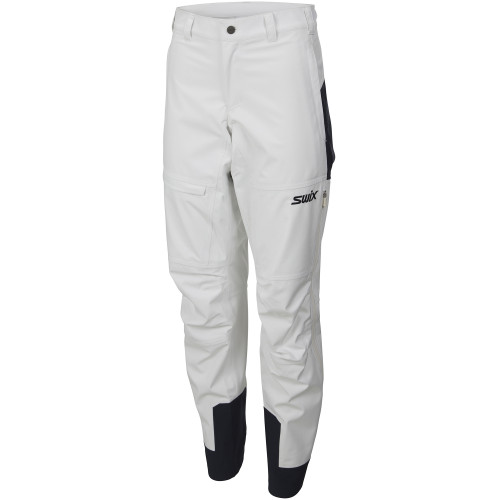 Swix Blizzard Pants W Snow White Dark Navy